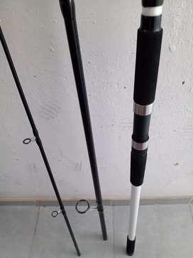 Vendo caña de pesca usada Okuma Tunda Pro