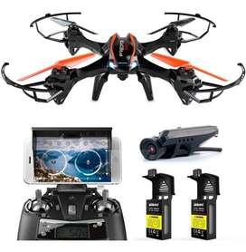 Dron Drone con Camara HD Dbpower Predator U842 2.4 G 4 CH 6 Axis Gyro RTF Alarma de baja tensión