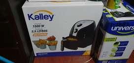 Freidora de aire Kalley nueva