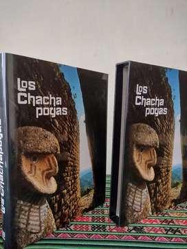 Vendo libro de la Cultura Chachapoyas Editorial BCP