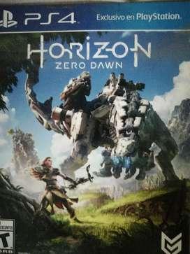 Horizon Zero Dawn ps4 fisico