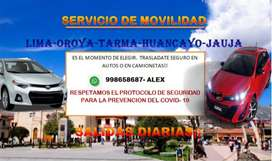 Lima - Huancayo