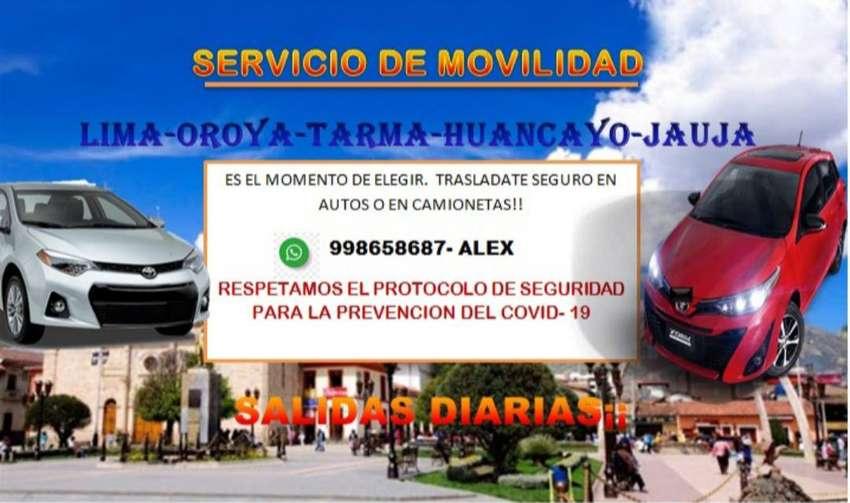 Lima - Huancayo 0