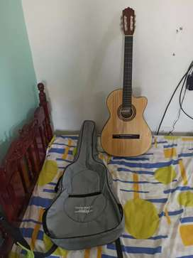 Guitarra acústica estado 10/10