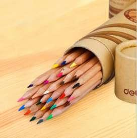 Paquete  Lápices de colores