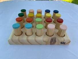 Memotest/asociacion de colores