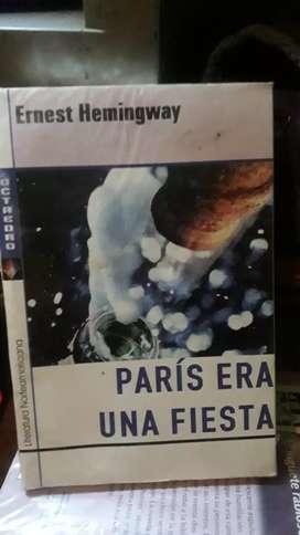 PARIS ERA UNA FIESTA (nuevo)