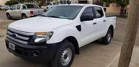 Vendo permuto ford ranger año 2013 4x4 2.2
