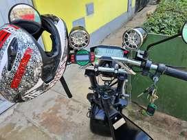 Moto eléctrica 2021
