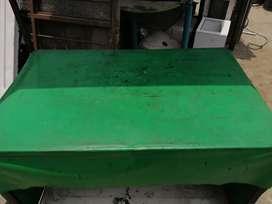 Mesa con kiosco