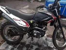 Vendo motomel skua 250cc