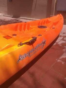 Kayak tridente