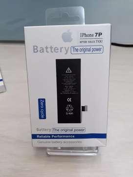Batería original para iPhone 7/ 7 plus