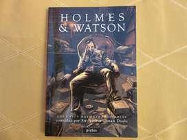 Holmes & Watson - Sir Arthur Conan Doyle