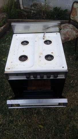 Cocina Domec usada