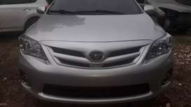 Corolla 2012 ful extras impecable