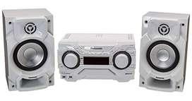 Equipo De Sonido Panasonic Sc-akx220 450w Bluetooth Control remoto