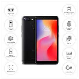 Xiaomi Redmi 6 32gb Doble Camara Huella