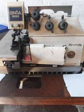 Maquina fileteadora GN6A