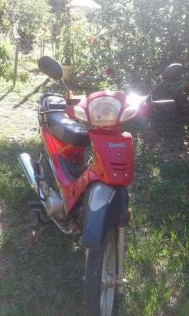 Vendo Moto zanella 110 DUE