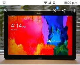 Vendo tablet Samsung note pro 12.2 en execelente Estado