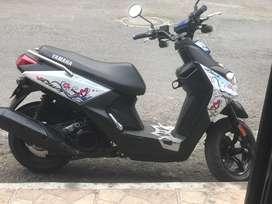 Se vende moto bws fit en buen estado