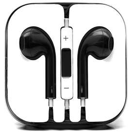 Auriculares Tipo Apple Earpods iPad iPhone 4 5 5s 6 6s Plus en Caja
