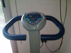 Plataforma Vibratoria Athletic Works 3000