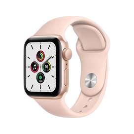 Apple watch serie 5 40mm Dorado/Rosado Nuevos Sellados