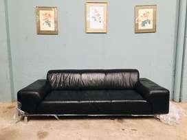Sofa de cuero 100%