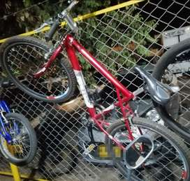 Se vende cicla rally