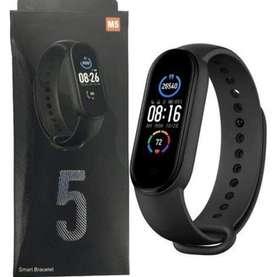 Smartband M5 Brazalete Banda Reloj Inteligente M5