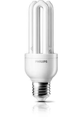 Lámpara Eco Home Mini de 18 W Philips luz cálida