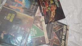 Acetatos, vinilos, LP