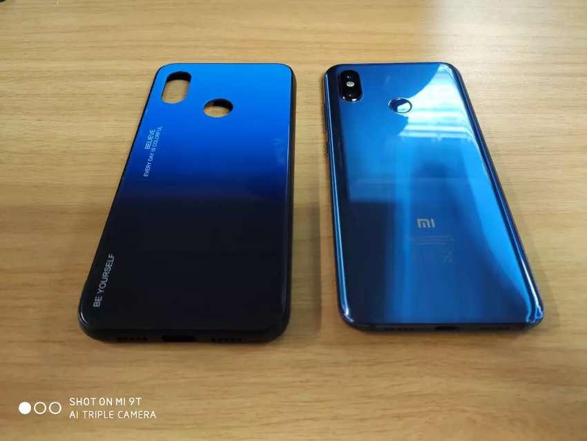 Xiaomi Mi8 64gb 6Gb Ram Snapdragon 845 0