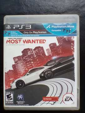 NEED FOR SPEED Most wanted PLAY3