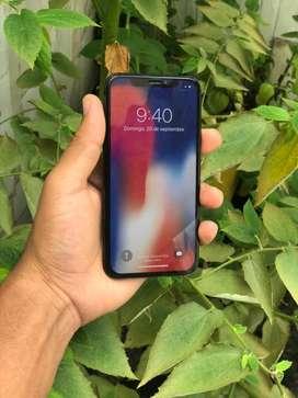 Iphone X de 64gb sin Face ID y coge solo avantel