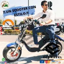 MOTO ELECTRICA POTENTE 3000W Y 30AH