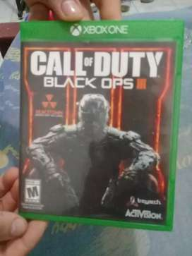 Call of duty black ops lll para xbox one