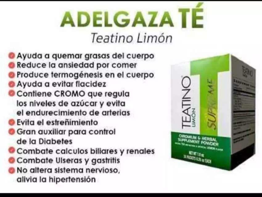 THERMOGEN TEA LIMÓN 0