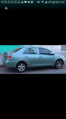 Vendo Toyota Yaris 2006 nítido negociable