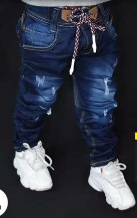 Promoción jeans niño