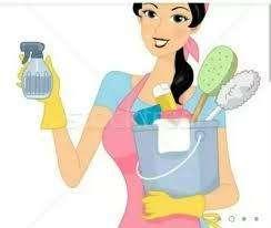 Srta limpieza domestica