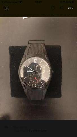 Reloj Skagen negro