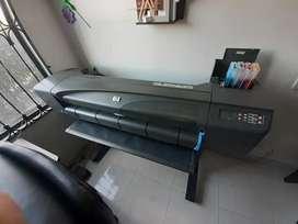 Plotter HP 800