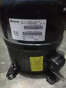 Compresor bristol embraco 1 1/2 HP r22