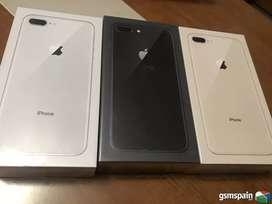 Iphone 8 plus 64gb $720  128gb $820