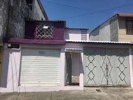 ALQUILER DE CASA 2 PLANTAS Y LOCAL COMERCIAL