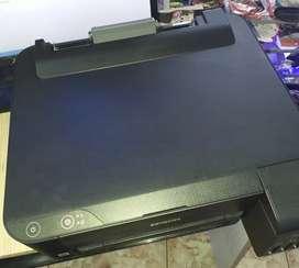 Impresora EPSON L1110 unifuncional solo imprime