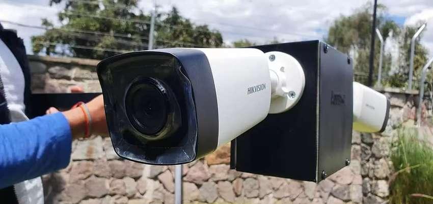 Camaras de seguridad (CCTV), alarmas, vídeo portero